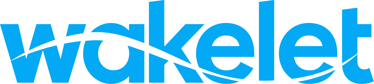 Logo Wakelet utilizzato secondo la policy https://wakelet.com/brand